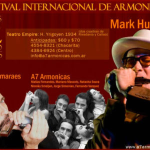 Festival Internacional de Armonicas